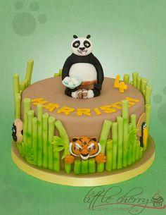 Jungle Cake by LTC Company