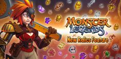 Free Amazon Android App of the day for 2/23/2018 only!     Normally $0.01 but for today it is FREE!!     Monster Legends Product features Collect over 300 monsters with a new monster to discover every week! Breed monsters of different elements and rarities to create cool new species! RPG progression to level up your monster and power them up for the battle games ahead. Build a world on a remote island, and fill it with unique temples, farms and monster habitats. Monsters love their favorite…