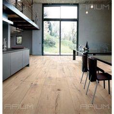 Wood effect tiles 27 × 163 cm DC 4 French Oak Beige - Wood Parquet Wood Effect Tiles, Wood Look Tile, Küchen Design, House Design, Interior Design, Aspen, French Oak, Kitchen Flooring, Cork Flooring