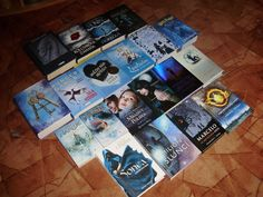 And my blue books. :)