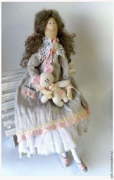 Куклы Тильды ручной работы.