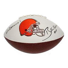 Brian Sipe Cleveland Browns Autographs