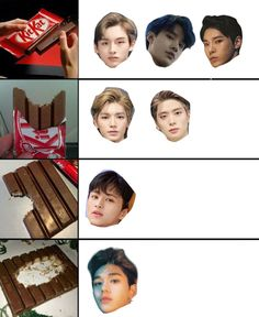 Ideas For Memes Relatable Kpop Winwin, Jooheon, Nct 127, K Pop, Nct Dream Renjun, Exo, Nct Group, Lucas Nct, Funny Kpop Memes