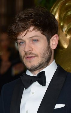 Iwan Rheon... Matt thinks I'm crazy for thinking he's the hottest guy on Game of Thrones. Possibly because he plays a raging psychopath. Guess I'm just a sucker for blue eyes!