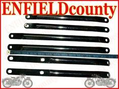 NEW ROYAL ENFIELD BULLET FRONT BLACK MUDGUARD STAY 500c Royal Enfield Bullet, Ebay, Black, Black People