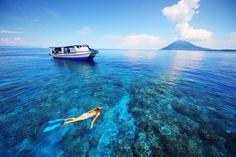 Veja os melhores lugares para fazer snorkeling - Com barreiras de corais coloridas e diversos peixes e animais marinhos, os lugares mais incríveis para fazer snorkelling vão desde o Brasil até a Nova Zelândia