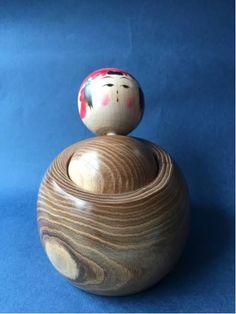 Niiyama Fukuo 新山福雄 (1922-1987), Master Niiyama Fukutaro, Ejiko, 11 x 9 cm