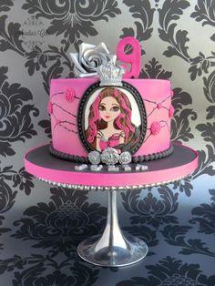 Ever After High - Briar Beauty by Aurelia's Cake