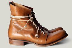 #hardgraft Men's High Boot / Heritage