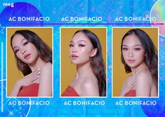 From the dance floor to real life, our MEG June Cover girl, AC Bonifacio managed to find her own light and shine in her own right. Rick Astley, International Dance, The Ellen Show, People Laughing, Three Year Olds, Hit Songs, Filipina, Dance Videos, Kinds Of Music