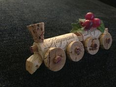 Very unique magnets made from genuine napa valley corks from world famous wineries, great gift for wine or magnet lovers.
