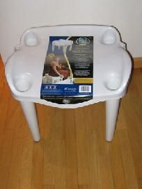 New Sealed Moen Home Care Tub & Shower Seat plastic for this and more visit me at www.dandeepop.com