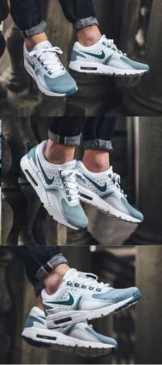#Nike Air Max Zero Essential #SmokeyBlue