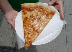 Wouldn't You Like a Slice of Plain Old NYC Pizza? - Fork in the Road