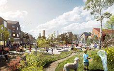 New city centre Kiruna