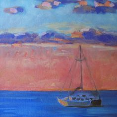 Sharon Guy Art: Sunset Views