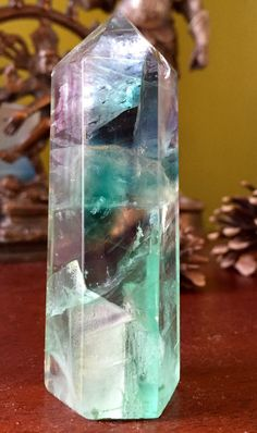A personal favorite from my Etsy shop https://www.etsy.com/listing/277374220/gorgeous-fluorite-tower-point-generator