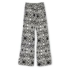 These pants are so comfy and cute too. They aren't maternity pants but they work great for that purpose too. I got mine on sale for only $10.   Mossimo Supply Co. Junior's Printed Pant