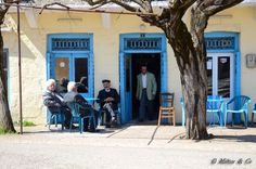 """Καφενείο """"Η Αλήθεια"""" στο Κούμανι της ορεινής Ηλείας"""