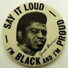 Black Power became a promenate movement in after MLK's death and James Brown was one of the first artists to vocalize Black History Facts, Black History Month, History Pics, Black Power, Black Art, The Jackson Five, By Any Means Necessary, Power To The People, Black Pride