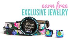 The Hostess FREEBIE for the month with 10 - 12 order turned in by month's end. locketsandcharms@gmail.com to get started! Origami Owl Custom Jewelry | Host a Jewelry Bar