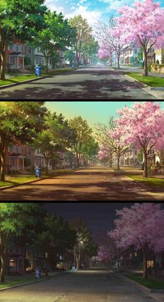 Forest by andanguyen on DeviantArt Aesthetic Gif, Aesthetic Backgrounds, Aesthetic Wallpapers, Episode Interactive Backgrounds, Episode Backgrounds, Anime Scenery Wallpaper, Anime Backgrounds Wallpapers, Landscape Drawings, Landscape Art