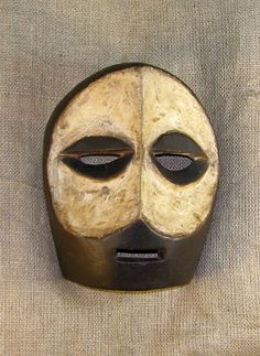 African Masks and Art from the Kwele tribe of Gabon at ...