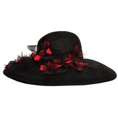 Frank Olive Floppy Wide Brim Hat #VonMaur