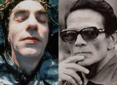 Derek Jarman plays Pier Paolo Pasolini in 1988 student film 'Ostia'