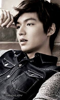Lee Min Ho.... Makes women leave their husbands and fly to Korea.