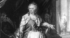 Catherine The Great: First She Read, Then She Ruled (via NPR)