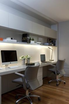 Unique Basement Offices Ideas