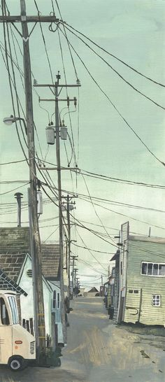 Mike Dutton :: Power Lines: