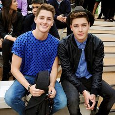 Jack & Finn Harries