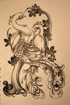 idea for a back shoulder piece