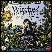 Llewellyn's 2015 #Witches Calendar