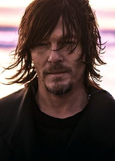 Norman Reedus by Carlos Serrao for Flaunt Magazine
