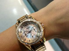 I have this watch too!  It's my favorite!