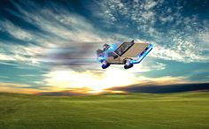 flying cars of the future | Future Flying Cars