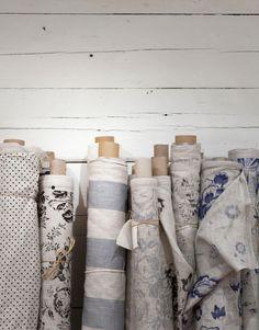 Mix matching beautiful fabrics