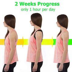 b33842518 Adjustable Brace Support Belt Posture Corrector for Men and Women