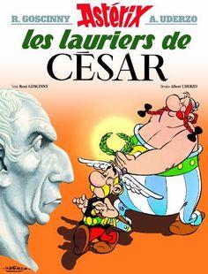 Astérix - Les lauriers de César - n°18 de René Goscinny https://www.amazon.fr/dp/201210150X/ref=cm_sw_r_pi_dp_x_M-uoybFHE4HEP   Bandes dessinées   Pinterest