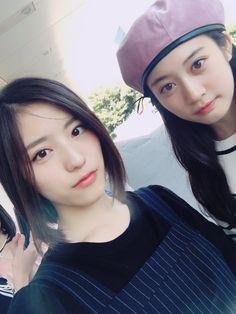 Anna Ijiri x Chihiro Kawakami  https://twitter.com/ijirianna0120/status/783219633117462528