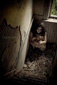 Darker Side of Dolls | Creepy Dolls Photo Shoot  Hair: Trish's Hair Design MUA: Bodiworx by Stacie