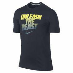"Nike ""Unleash The Beast"" Men's Training T-Shirt - $28"