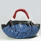 Loewe 7009 Particular Style Blue Bag