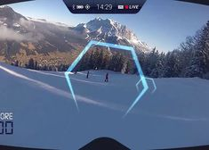 RideOn Ski Goggles May Be The Future of Augmented Reality Skiing  #augmentedreality #skiing #snowboarding #virtualreality