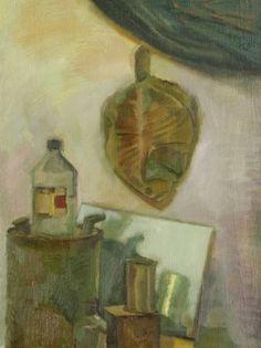 ANATOLY KUZNETSOV Still-Life with a Flounder (1993)