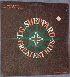 T G Sheppard Greatest Hits Volume 2 Sealed LP Clint Eastwood Karen Brooks Sealed #EarlyCountryHonkyTonkNashvilleSound