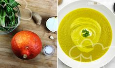 Schnelle Anti-Grippe Suppe